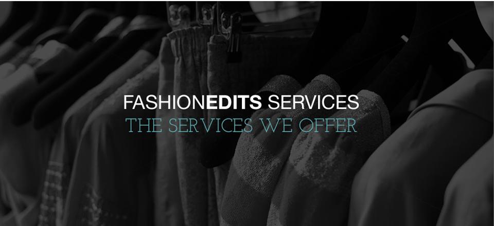 FashionEdits Services